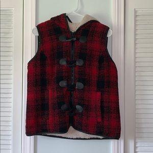 Ruff Hewn Hooded Vest